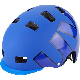 UVEX Helmet 5 Bike Pro, blue matt